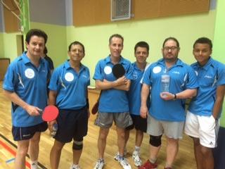 Equipe 4 - Tennis de table