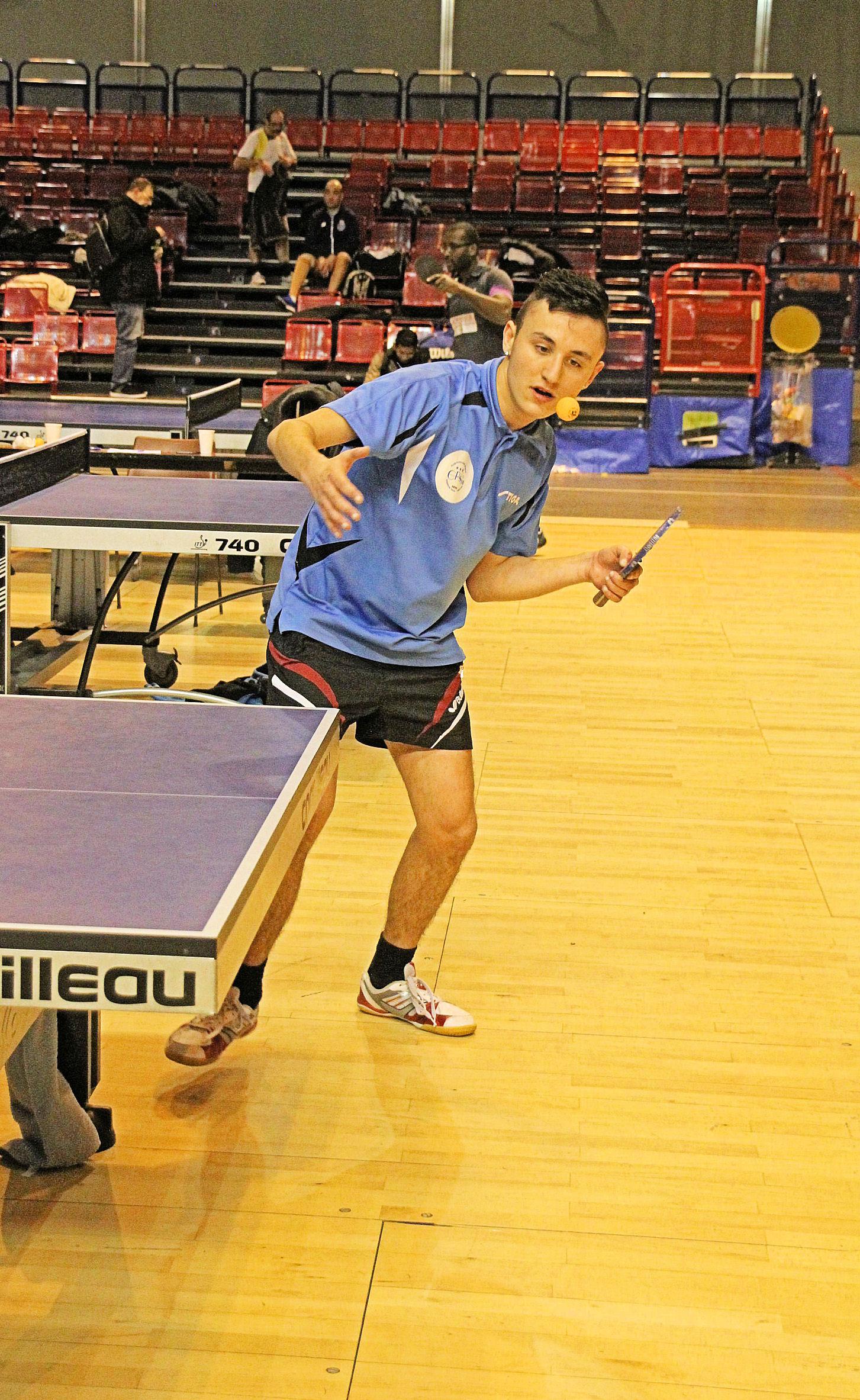 Le cps 10 l honneur du tournoi de carpentier cps 10 - Club tennis de table paris ...
